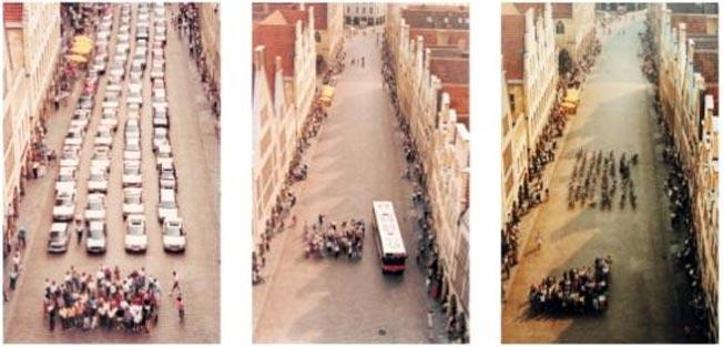 Vespa Vergleich Auto & Bus