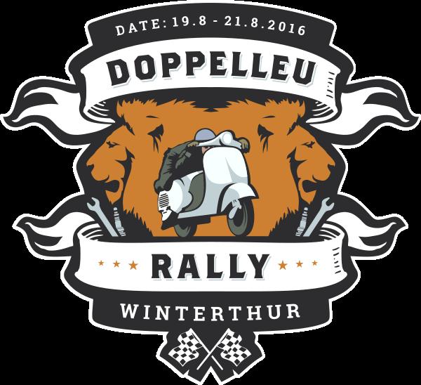 Logo der Deppelleu Rally